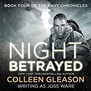 Night Betrayed Audiobook