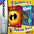 Finding Nemo / Incredibles Double Pack - Game Boy Advance