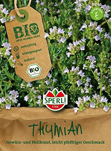 Thymian - Bio-Thymian Bio-Saatgut von Sperli-Samen