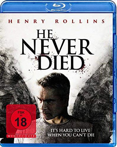 He never died [Blu-ray]