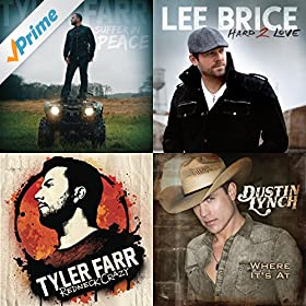 Amazon Com Tyler Farr And More Jake Owen Chase Rice