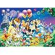 Nathan - 87616 - Puzzle Classique - 1000 Pièces - La Famille Disney
