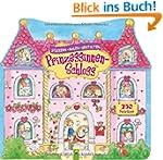 Prinzessinnen-Schloss: Stickern - Mal...