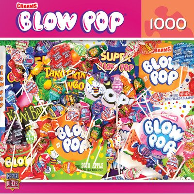 MasterPieces Charms Blow Pop Jigsaw Puzzle, 1000-Piece