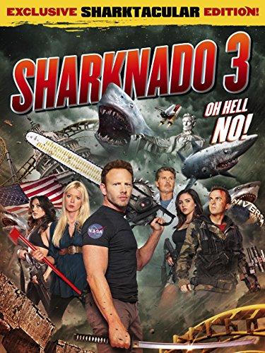 Sharknado 3 Oh Hell No! (Sharknado Fin)
