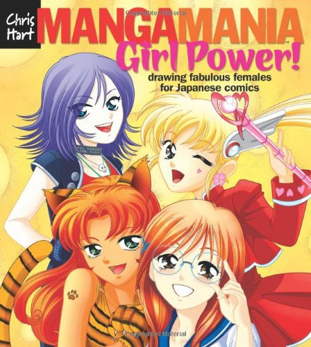 Manga Mania™: Girl Power!: Drawing Fabulous Females for Japanese Comics (Power Girl Comics compare prices)