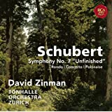 "Schubert: Symphony No.7 ""Unfinished"" & Rondo, Concerto, Polonaise For Violin and Orchestra"