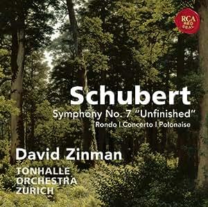 """Schubert: Sinfonie Nr. 7 """"Unvollendete"""" / Rondo / Concerto / Polonaise"""