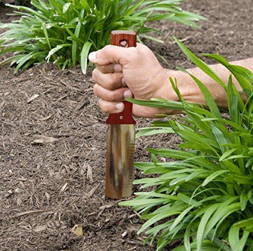 Hori hori knife by oakridge garden tools japanese style for Gardening tools japanese