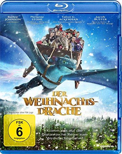 Der Weihnachtsdrache (inkl. Digital Ultraviolet) [Blu-ray]