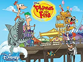Phineas and Ferb Season 2 [HD]