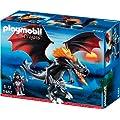 PLAYMOBIL 5482 - Riesen-Kampfdrache mit Feuer-LEDs