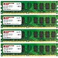 Komputerbay 8GB (4x 2GB) DDR2 DIMM (240 PIN) 800Mhz PC2 6400 / PC2 6300