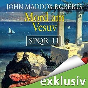 Mord am Vesuv (SPQR 11) Hörbuch