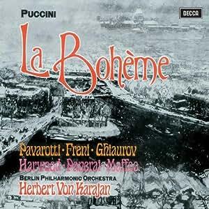 Puccini : La Bohème (Coffret 3 CD)