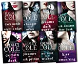 Kresley Cole Kresley Cole Immortals After Dark 8 Books Collection Pack Set RRP: £55.92 (Immortals After Dark Series Collection) (Kresley Cole Collection (No Rest for the Wicked, Dark Needs at Night's Edge, Kiss of a Demon King, Dark Desires After Dusk,