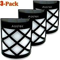 3 Pack3-Pk. Aootek 6 LED Wireless Wall Light
