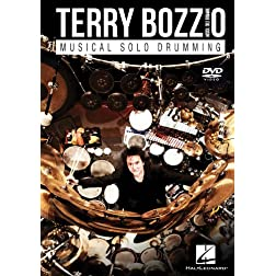 Terry Bozzio: Musical Solo Drumming