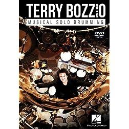 Terry Bozzio: Musical Solo Drumming