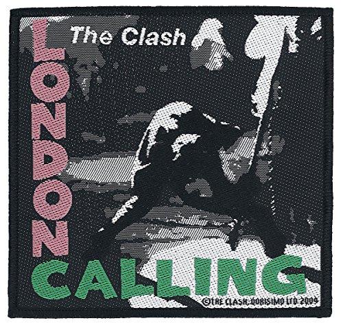The Clash London Calling Toppa Standard
