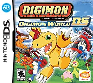Digimon World DS - Nintendo DS
