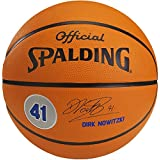 Spalding Player Ball Dirk Nowitzki sz.7,(83-025Z) - NOCOLOR