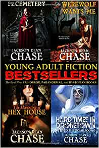 Horror romance books for young adults