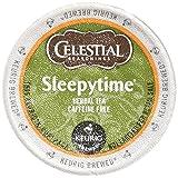 Celestial Seasonings Sleepytime Herbal Tea Keurig K-Cups, 24 Count