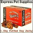 Davies Puffed Jerky