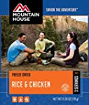 Mountain House, Rice & Chicken