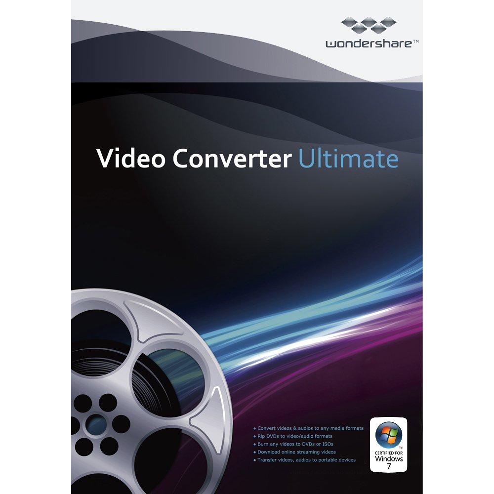 (windows) wondershare video converter ultimate