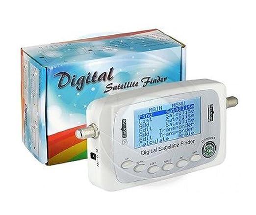 Digital Finder Satlink Digital Satellite Finder Signal