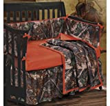 HiEnd Accents Oak Camo Crib Set thumbnail