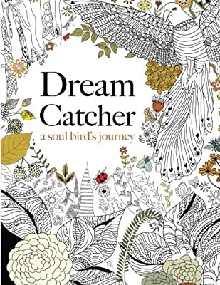 Dream Catcher: a soul bird's journey: A beautiful and inspiring colouring book for all ages
