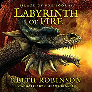 Labyrinth of Fire Audiobook