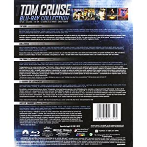 Tom Cruise Collection [Blu-ray] [Import espagnol]