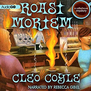 Roast Mortem Audiobook