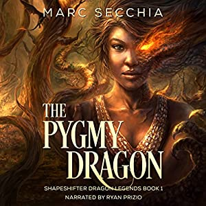 The Pygmy Dragon Audiobook