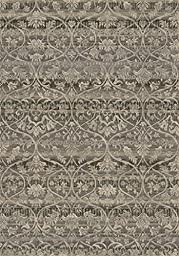Area Rug, Brick Geometric Trellis Stain Resistant Carpet, 7\' 10\