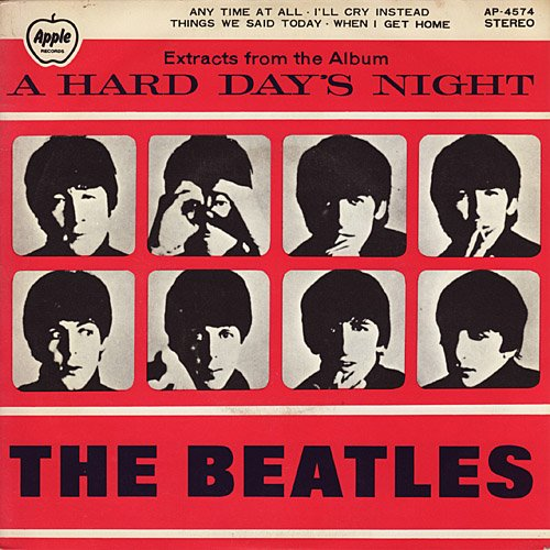 The Beatles - Extracts From the Film A Hard Days Night - Zortam Music