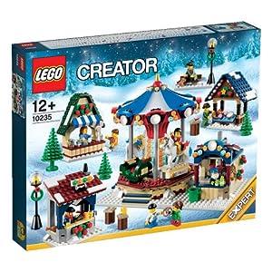 LEGO Creator Expert 10235 Winter Village Market from LEGO Creator Expert