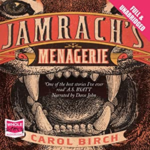 Jamrach's Menagerie Audiobook