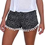 Malloom� Polka Dot Femmes Shorts Tail...