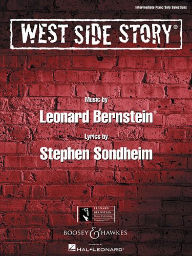 West Side Story: Piano Solo Songbook. Klavier. hier kaufen