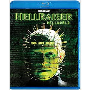 Hellraiser VIII: Hellworld [Blu-ray]