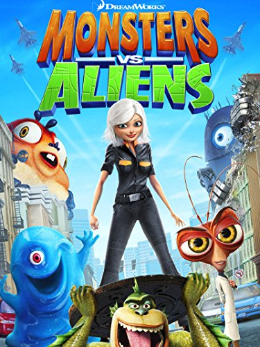 monsters vs aliens reese witherspoon seth rogen hugh