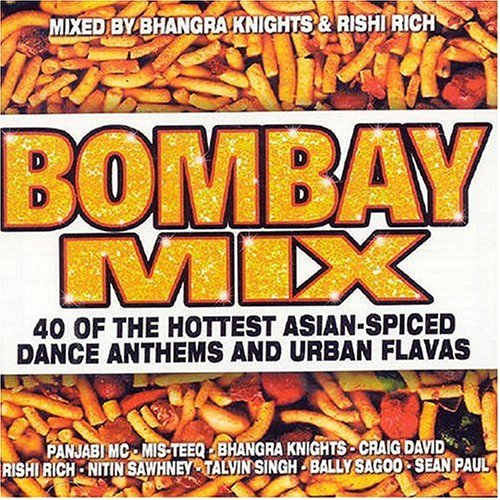 Bhangra Knights Vs Husan - Bombay Mix: 40 Of The Hottest Asian-Spiced Dance Anthems & Urban Flavas By Bhangra Knights Vs Husan (2004-05-25) - Zortam Music
