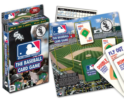 Chicago White Sox Card Game