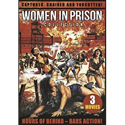 Women In Prison Collection (3-movie Pack)