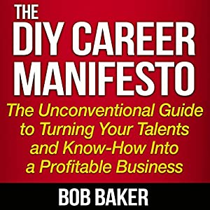 The DIY Career Manifesto Audiobook